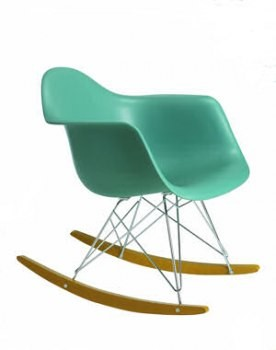 fauteuil RAR, rocking chair rar, rocking chair eames