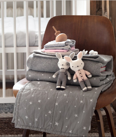 H&M, H&M collection home enfant bébé, H&M nouvelle collection, H&M maison,